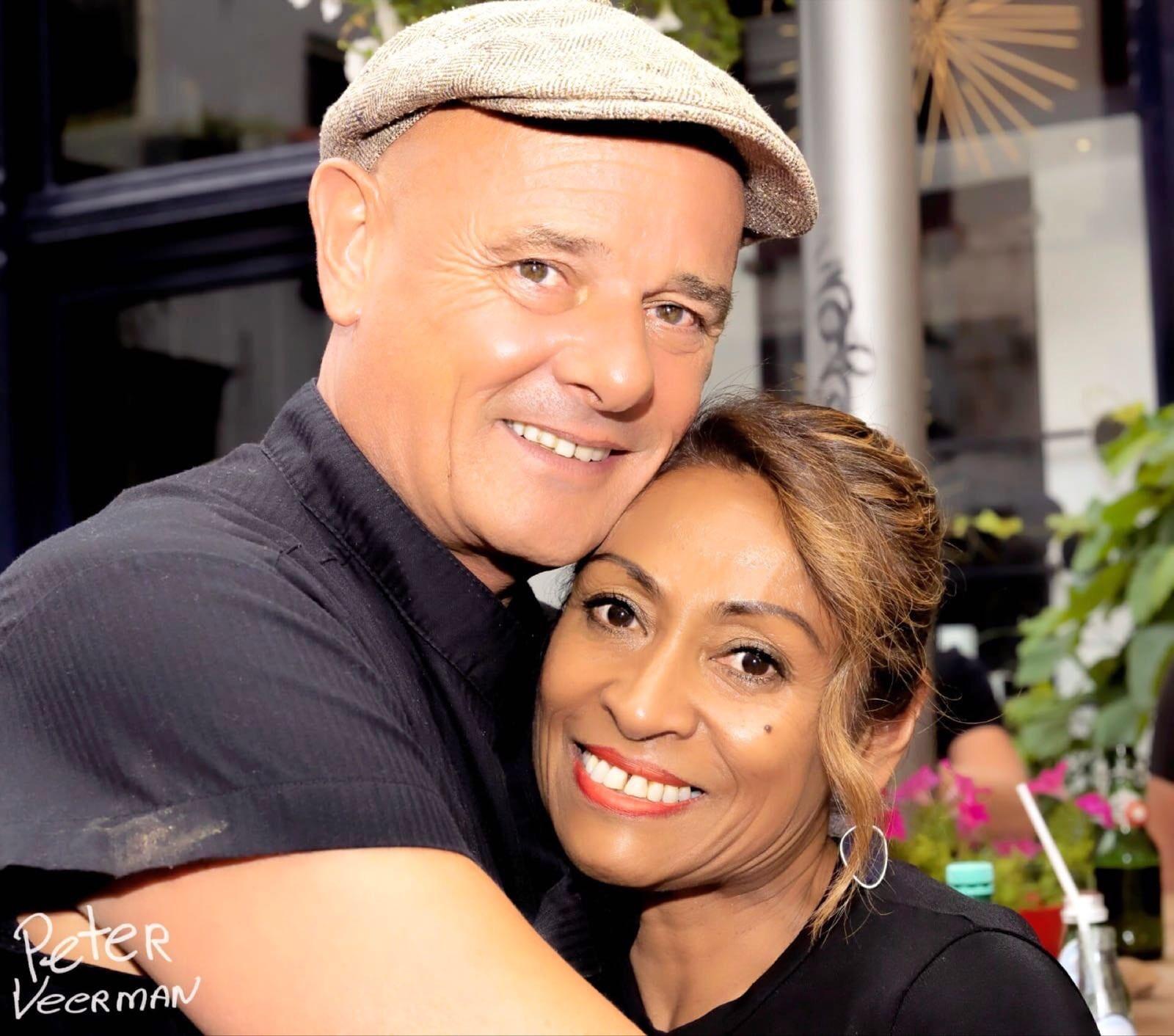 Jurgen en Silvia, foto Peter Veerman