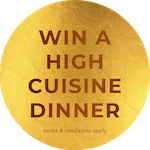 Win a High Cusine dinner badge