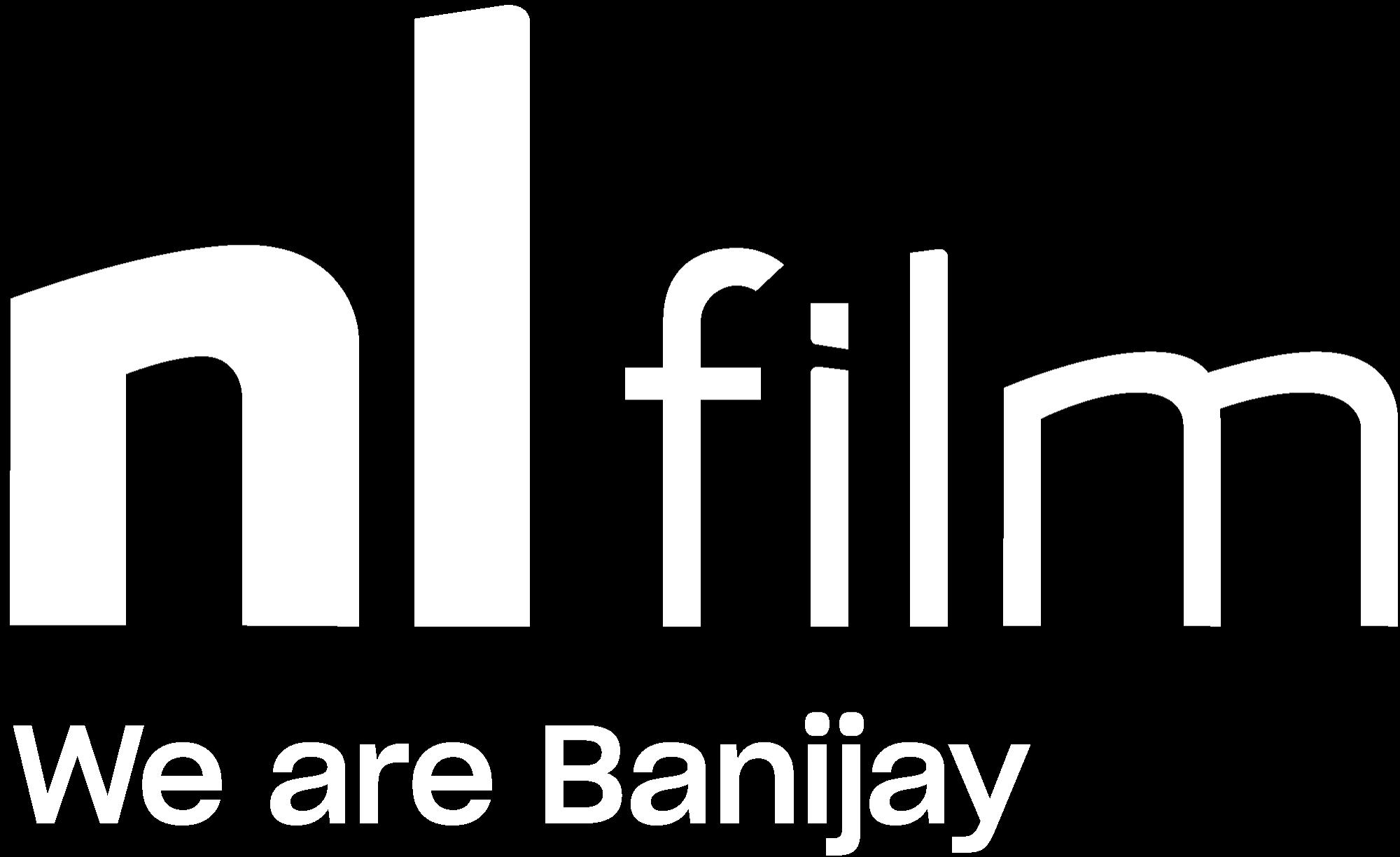 NL Film logo white