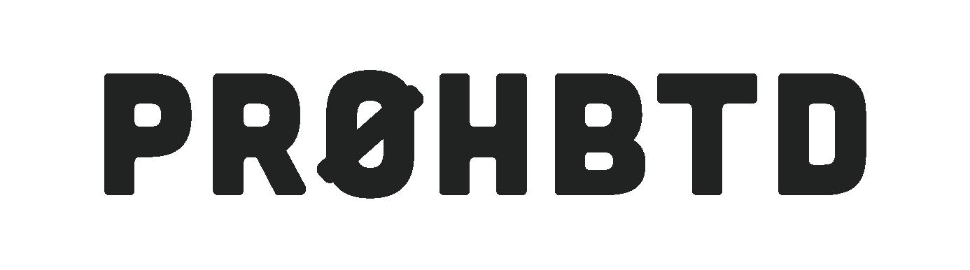 PRØHBTD logo